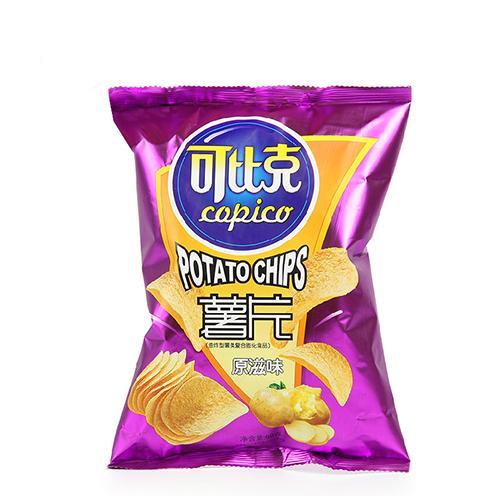 达利园可比克原味薯片60g