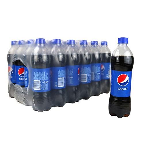 百事可乐碳酸饮料瓶装500ml