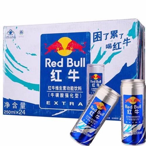 红牛维生素功能饮料强化型250ml